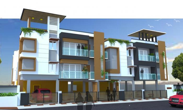 RS Luminous Apartments  for sale in Kottivakkam, Chennai
