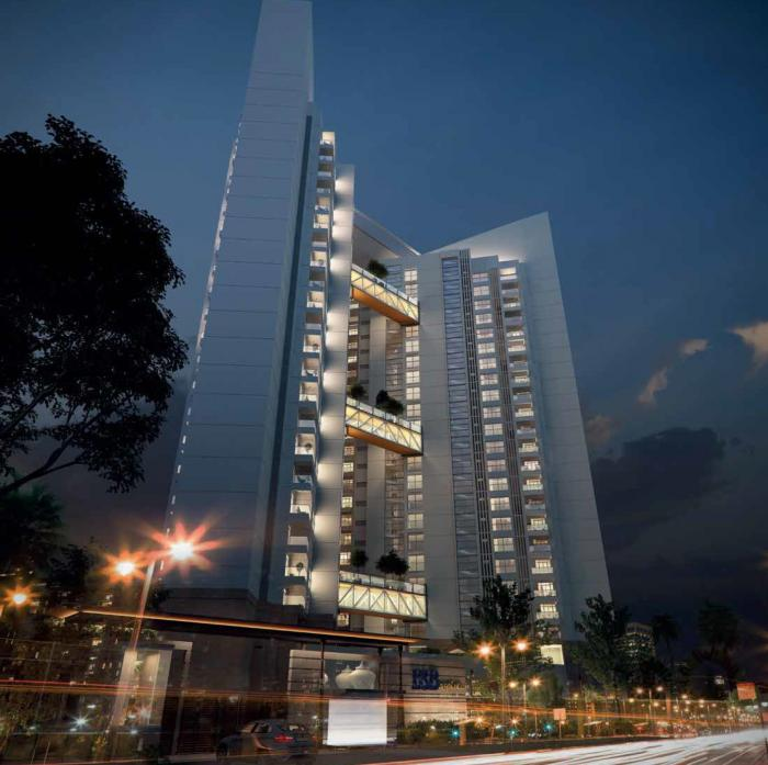 B&B Opulent Spire Apartments  for sale in Bannerghatta Road, Bangalore