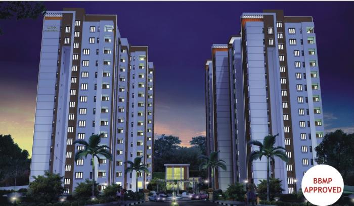 ATZ Ultima Apartments  for sale in Thanisandra, Bangalore