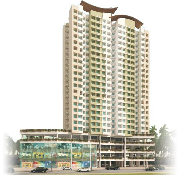 Nirman Green Acres 2BHK Apartments For Sale In Malad East