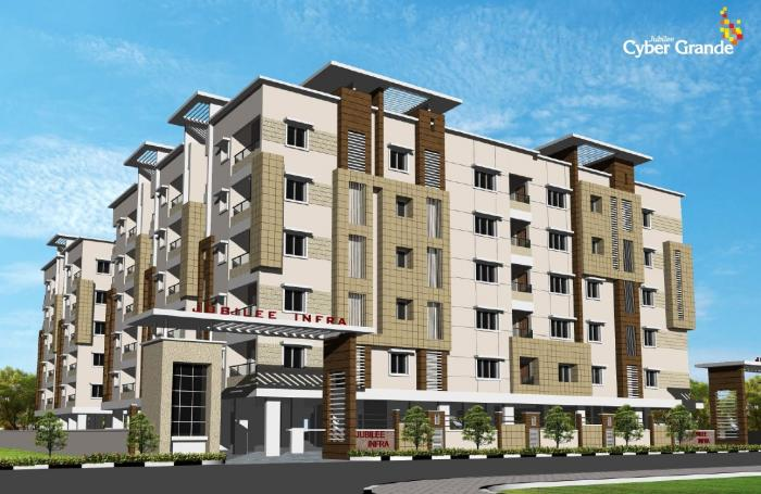Jubilee Cyber Grande Apartments  for sale in Madhapur, Hyderabad