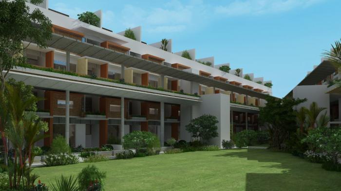 Essem 18 Alaya Apartments  for sale in Off Sarjapur road, Bangalore