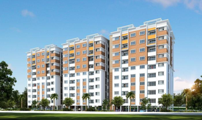 XS Real Skycity Apartments  for sale in Perungalathur, Chennai