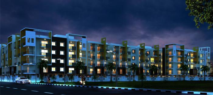 Nirman Sonestaa iWoods Apartments  for sale in Bellandur, Bangalore
