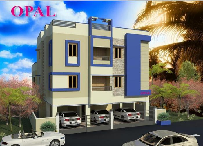 Naaghappa Opal Apartments  for sale in Madipakkam, Chennai
