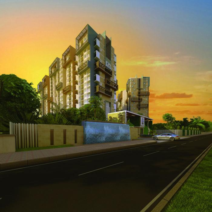 Salarpuria Sattva East Crest Apartments  for sale in Old Madras Road, Bangalore