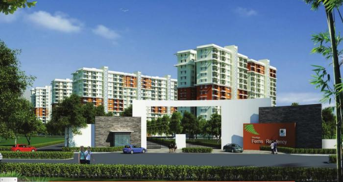 Prestige Ferns Residency Apartments  for sale in Haralur Road, Bangalore