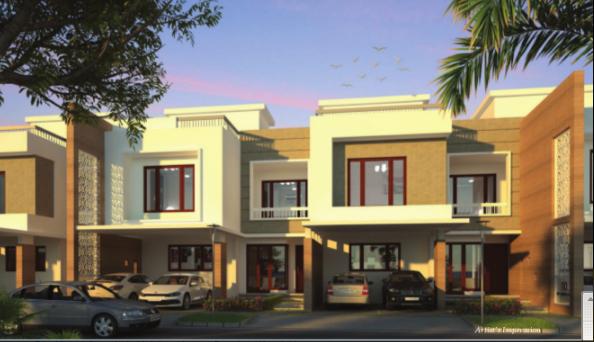 Prestige Woodside Apartments  for sale in Yelahanka, Bangalore
