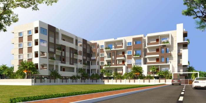 Ruchira Aarna Homes Apartments  for sale in Whitefield, Bangalore