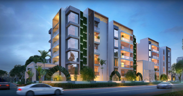 Ayyanna Platina Apartments  for sale in Jubilee Hills, Hyderabad