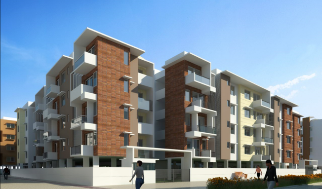 DNA Opus Apartments  for sale in Whitefield, Bangalore