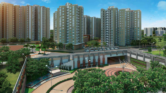 DivyaSree Republic Of Whitefield Apartments  for sale in Whitefield, Bangalore