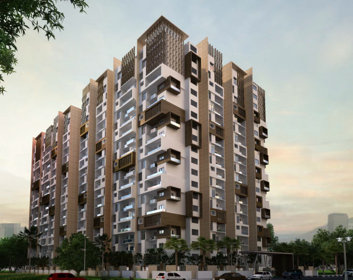 VRR Fortuna Apartments  for sale in Off Sarjapur road, Bangalore