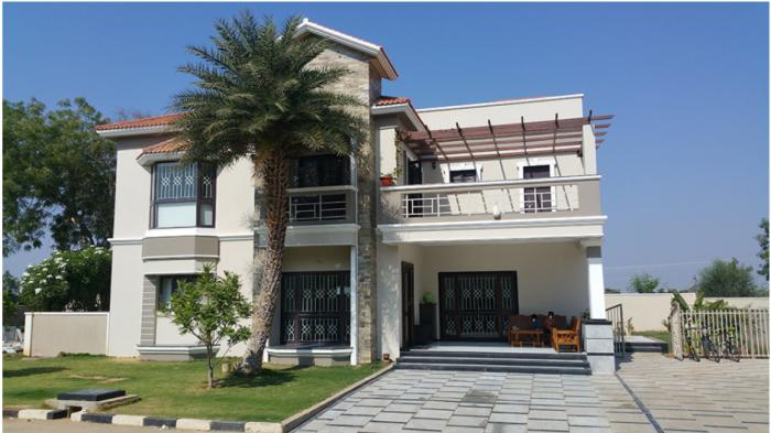 Subishi Waterford Villas  for sale in Gachibowli, Hyderabad