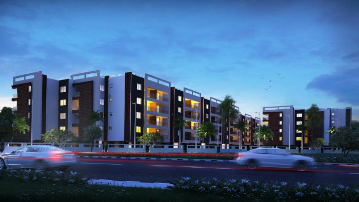 Mahaveer Turquoise Apartments  for sale in Begur, Bangalore