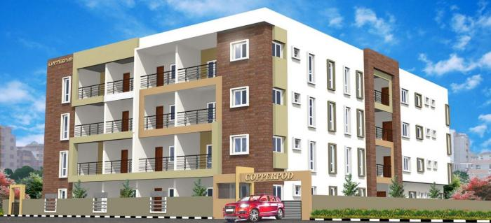 Copper Pod Apartments  for sale in HSR Layout, Bangalore