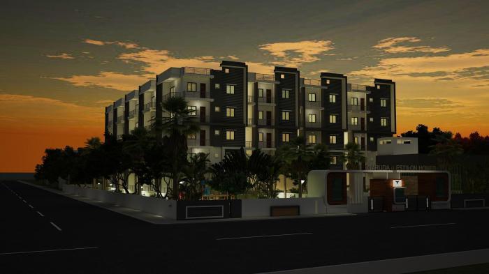 Garuda Estilo Homes Apartments  for sale in Whitefield, Bangalore