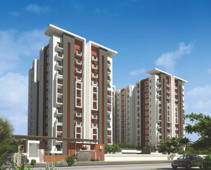 Arge Urban Bloom Apartments  for sale in Yeshwanthpur, Bangalore