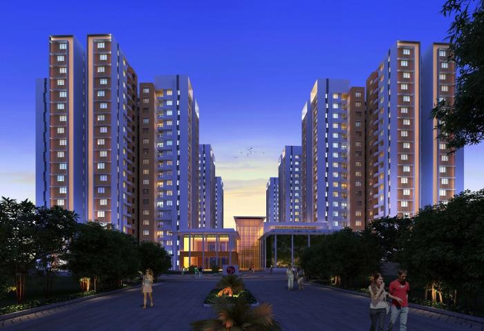 Mantri Energia Apartments  for sale in Hebbal, Bangalore
