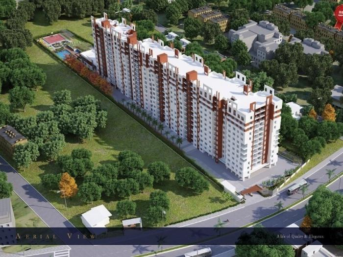 Frontier Heights Apartments  for sale in Haralur Road, Bangalore