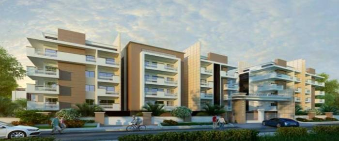 Mahaveer Meridian Apartments  for sale in JP Nagar, Bangalore