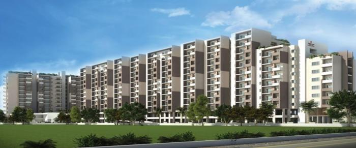 Mahaveer Promenade Apartments  for sale in Whitefield, Bangalore