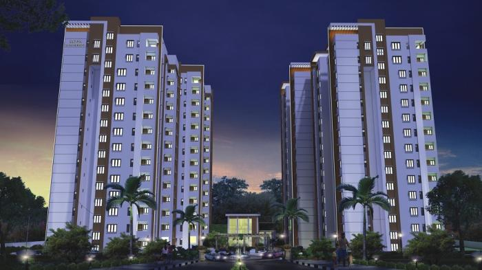 Sai Kalyan Ultima Apartments  for sale in Thanisandra, Bangalore