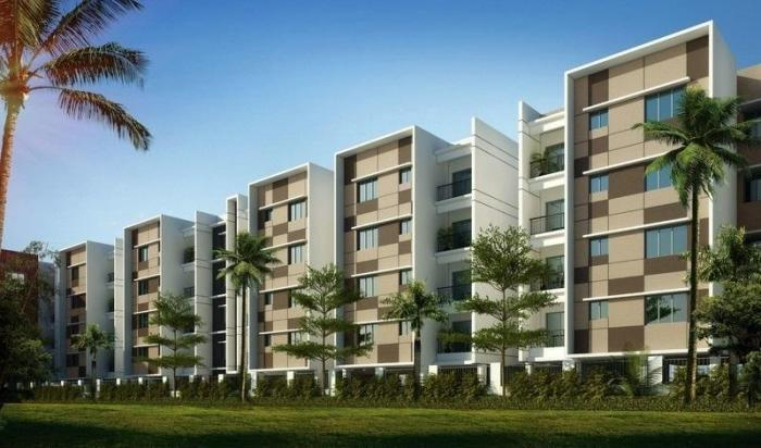 Casagrand Ferns Apartments  for sale in Tambaram, Chennai