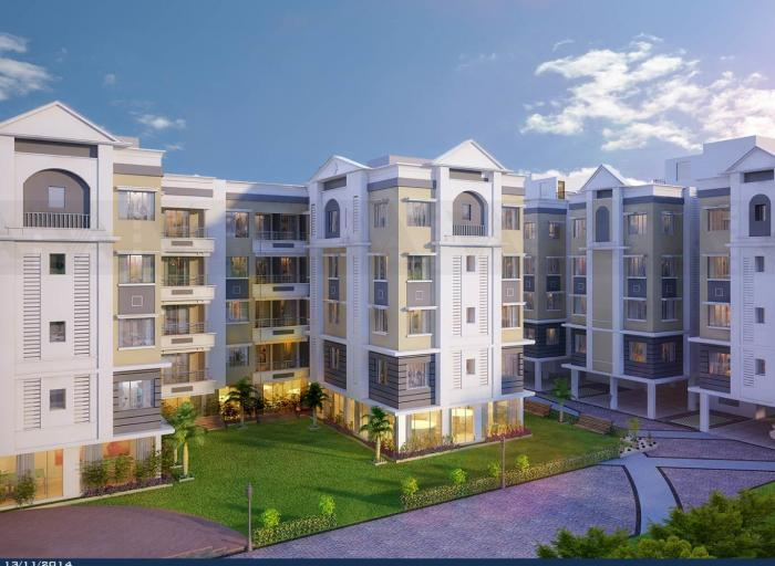 Eden Richmond Enclave Narendrapur Apartments In Kolkata By Realty Group