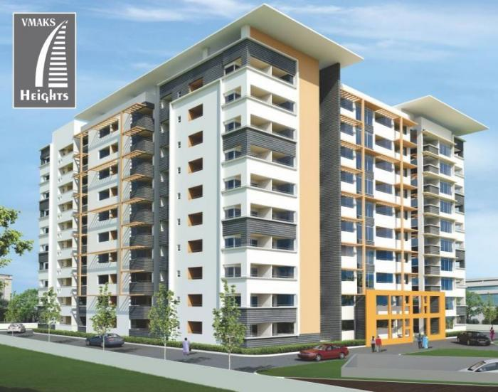VMAKS Heights Apartments  for sale in Electronic City, Bangalore