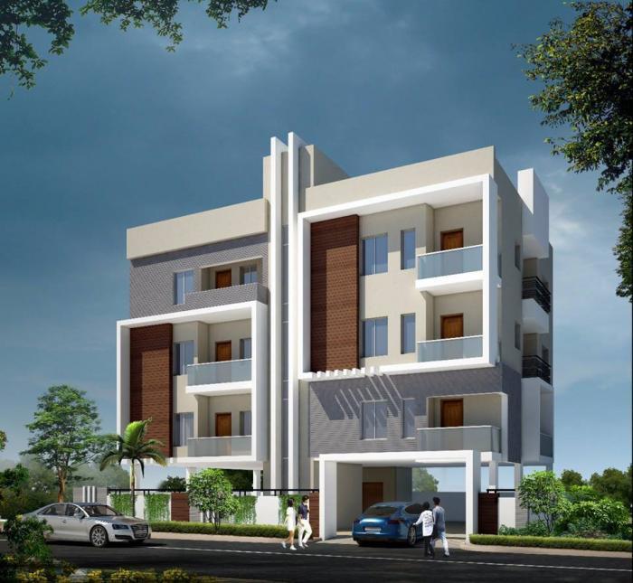 SL Venus Homes Apartments  for sale in Sainikpuri, Hyderabad