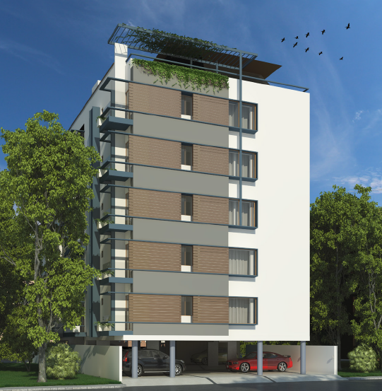 Ncorp Residences Central Park 3BHK Apartments For Sale In