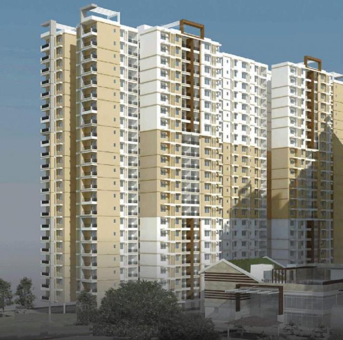 Brigade Buena Vista Phase I Apartments  for sale in Old Madras Road, Bangalore