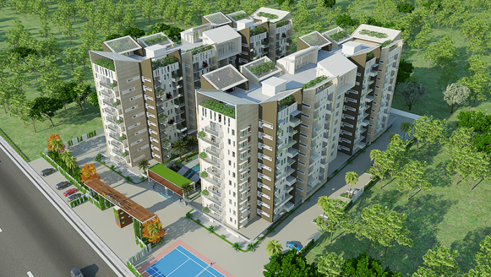 Marvel Sequoia Apartments  for sale in Whitefield, Bangalore