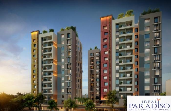 Apartments In New Alipore Kolkata By Ideal Group