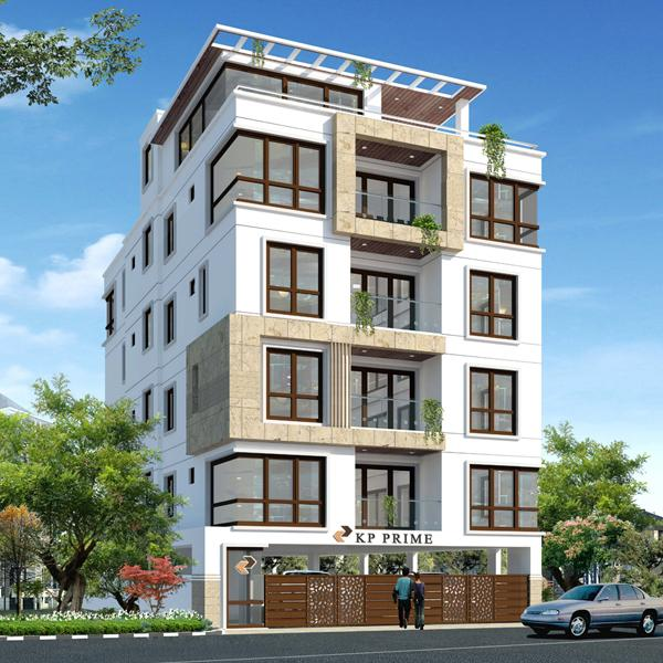 Kaypee Prime Apartments  for sale in Domlur, Bangalore