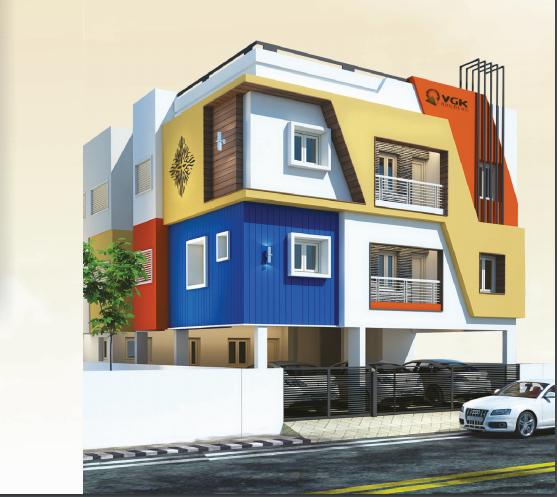 VGK Arkita Apartments  for sale in Chitlapakkam, Chennai