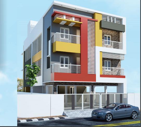 VGK Dhruvah Apartments  for sale in Chitlapakkam, Chennai