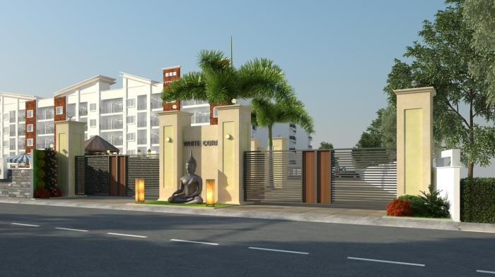 White Coral Stepping Stone Apartments  for sale in Hoskote, Bangalore
