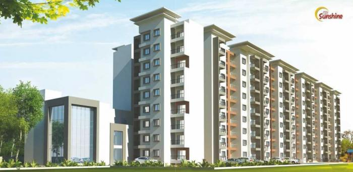 GR Sunshine Apartments  for sale in Off Sarjapur road, Bangalore