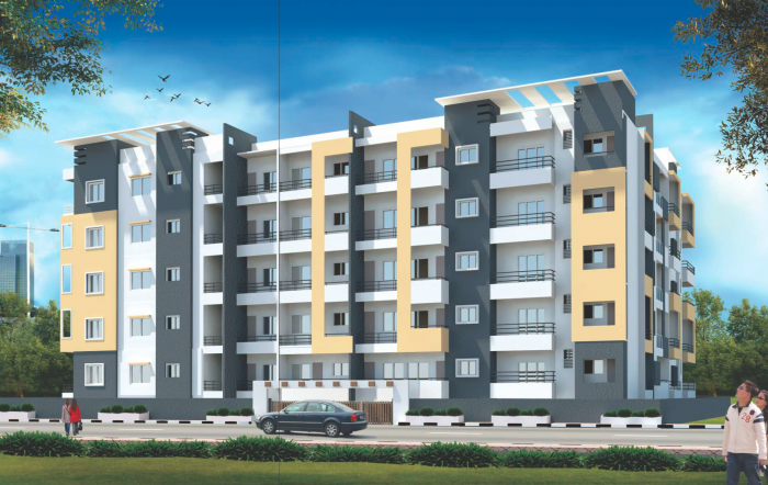 SNR Windmill Apartments  for sale in Bannerghatta Road, Bangalore