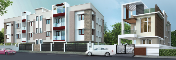 Sumangali Divine Apartments  for sale in Medavakkam, Chennai
