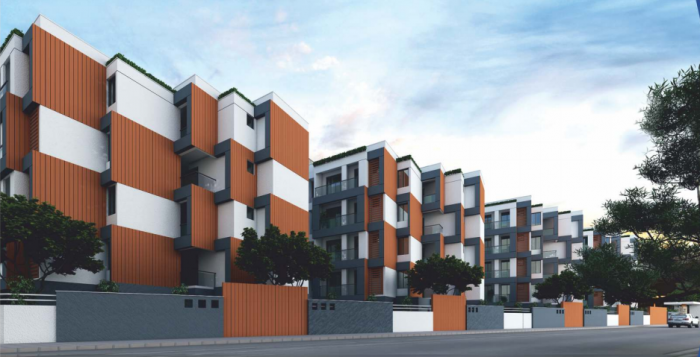 Newry Shanmita Apartments  for sale in Pallikaranai, Chennai