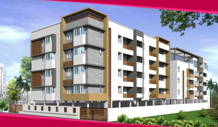 RB Bagya Grand Apartments  for sale in Medavakkam, Chennai