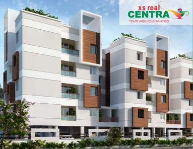 XS Real Centra Apartments  for sale in Perungalathur, Chennai