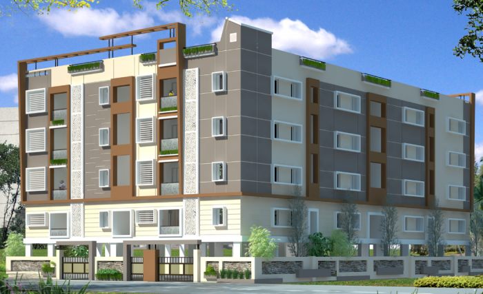 Blue Bell Homes Apartments  for sale in Marathahalli, Bangalore