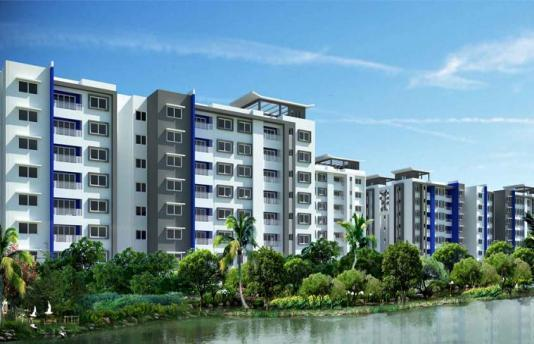 Joy at Shriram Temple bells Apartments  for sale in GST Road, Chennai