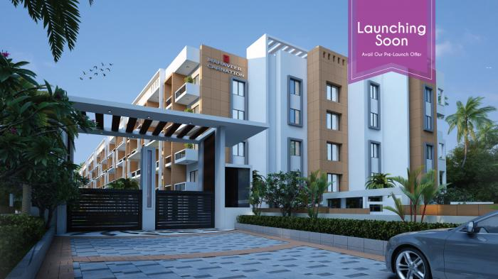 Mahaveer Carnation Apartments  for sale in Bannerghatta Road, Bangalore