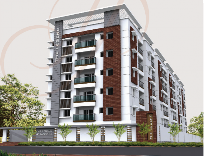 Legend Jagannath Apartments  for sale in Ameerpet, Hyderabad