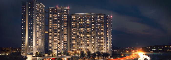 Monarch Aqua Apartments  for sale in Old Madras Road, Bangalore